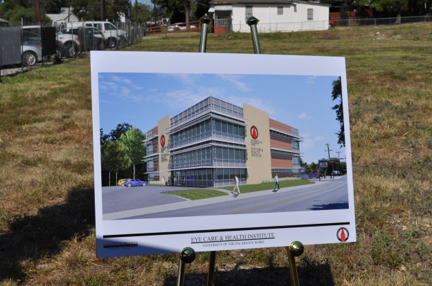 Slide Show of East Side Clinic From Start to Finish