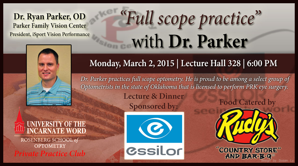 "Dr. Parker demonstrates Customer Service in a ""Full Scope Practice"""