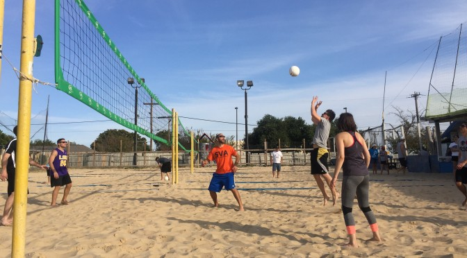 SVA's Pressure Spike Sand Volleyball Tournament